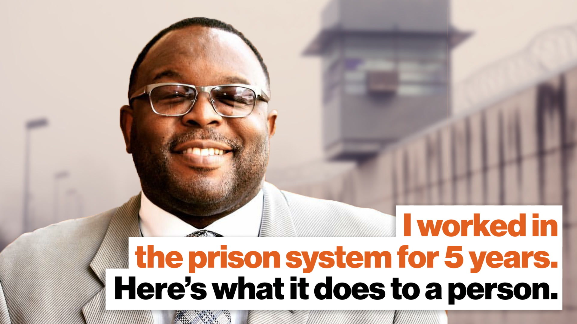 I worked in the prison system for 5 years. Here's what it does to a person.