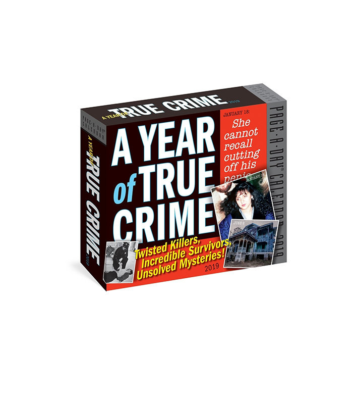 NYLON · The Best Gifts For The True Crime-Obsessed