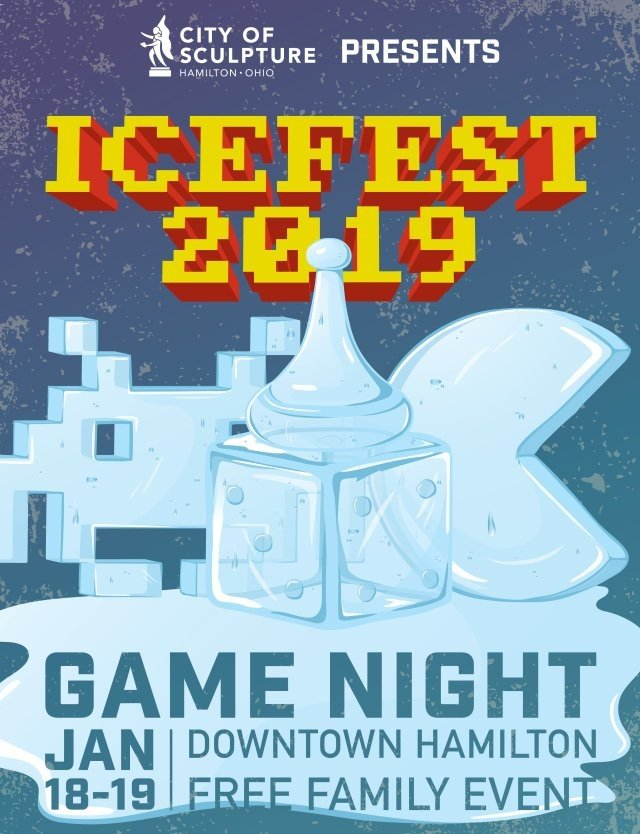 Hamilton, Ohio IceFest