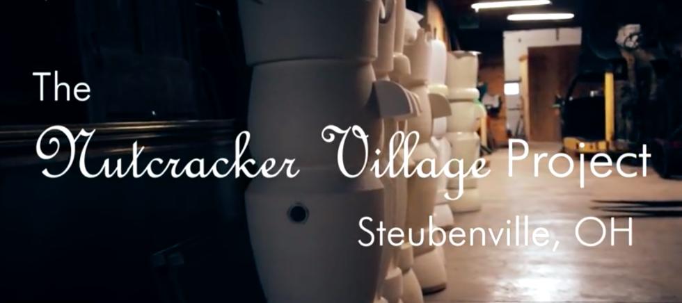Steubenville, Ohio Nutcracker Village and Advent Market