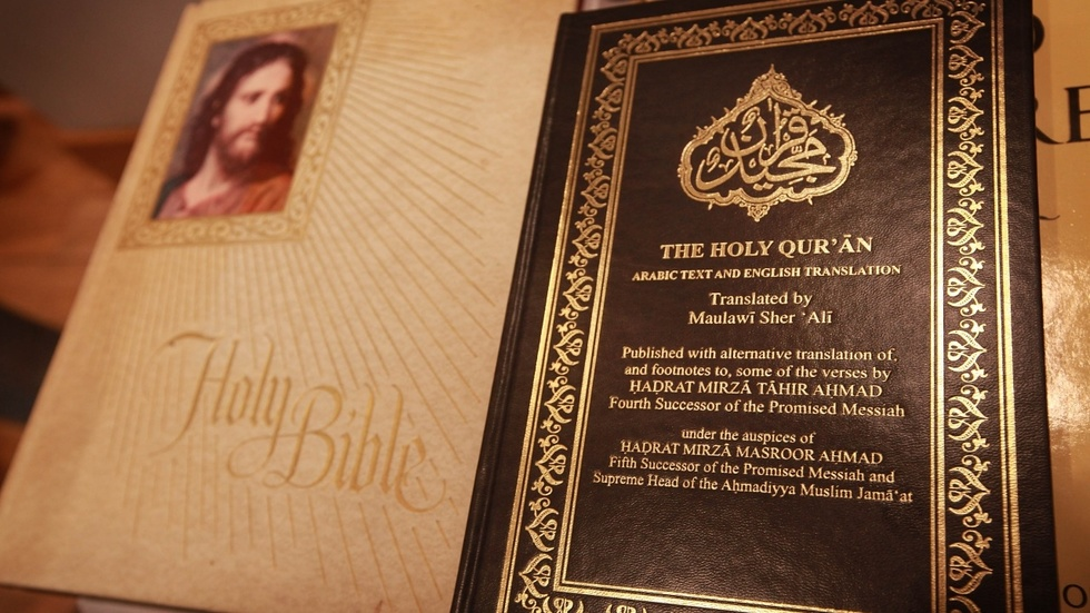 Partner Content - HOLY TEXTS: Bible, Quran and now... the Women's Bible?