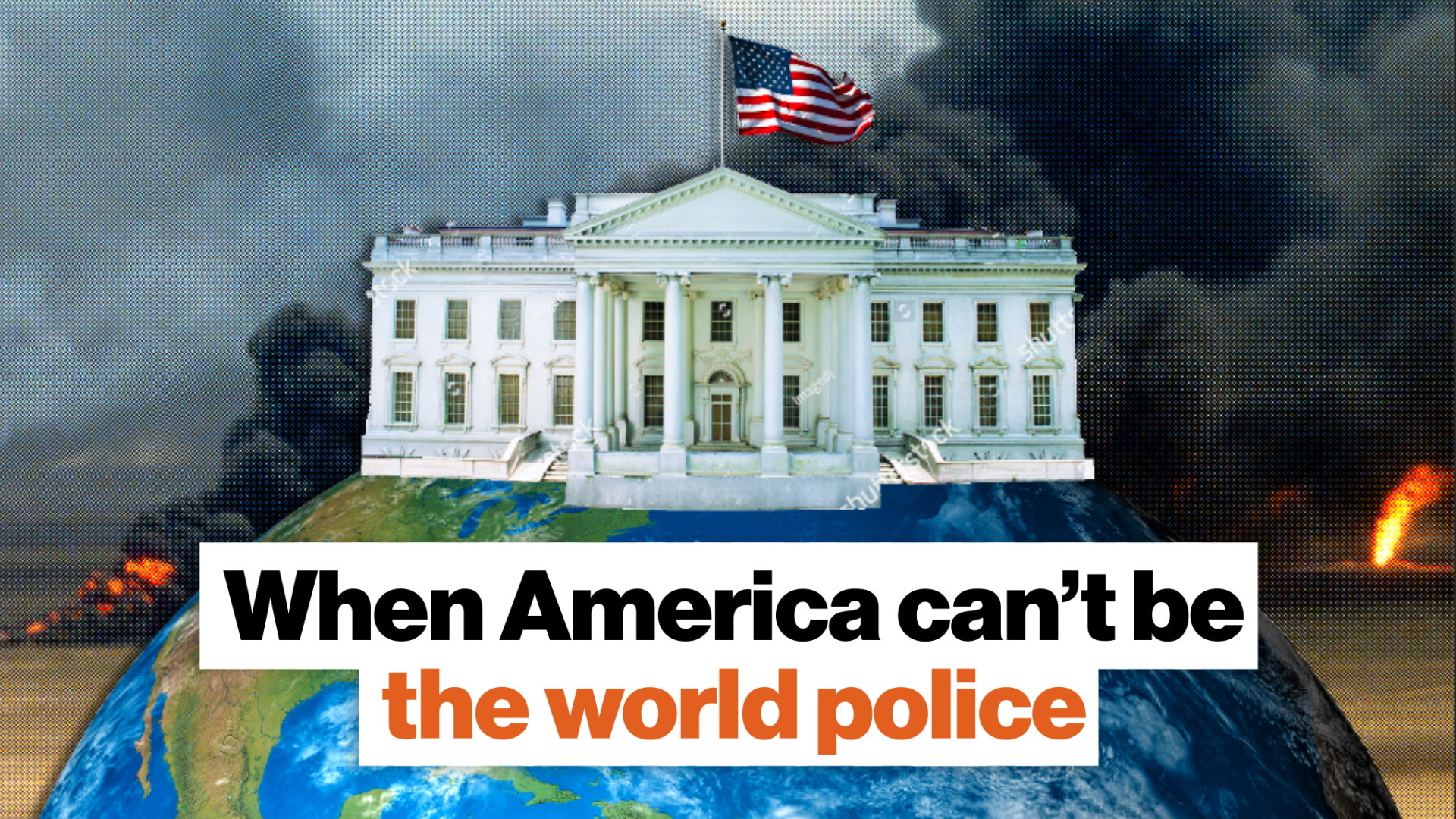 When America polices the world, everybody loses