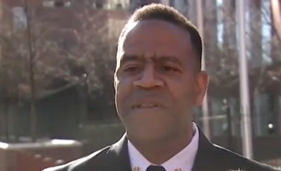 Former fire chief who wrote Christian book and got terminated over it wins huge settlement with city
