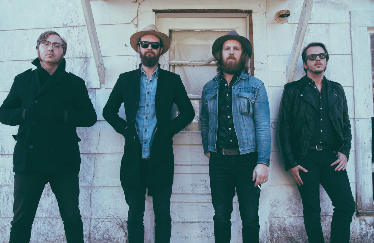 The Pollies Broaden Out Their Southern Rock Sound on  Transmissions