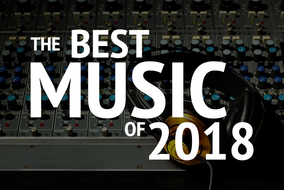 The Best Music of 2018