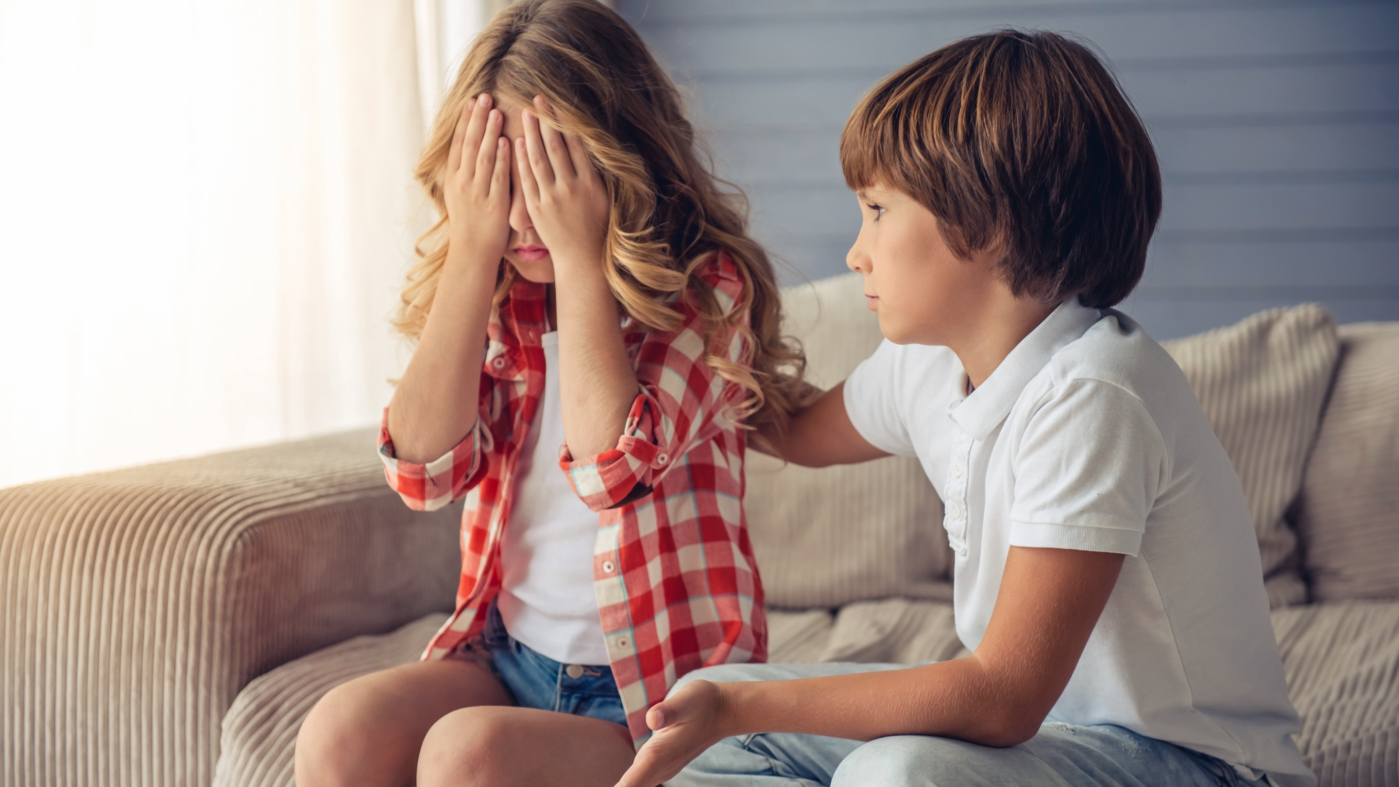 Forcing your kids to apologize can make them less  likable