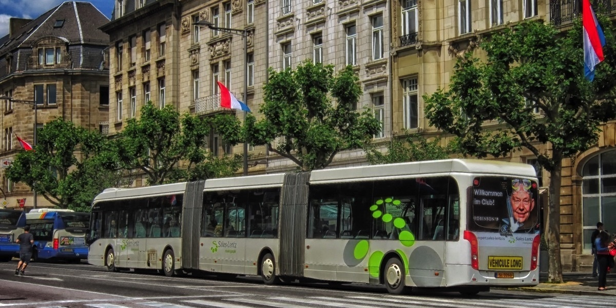 photo image In World First, Luxembourg to Make All Public Transportation Free