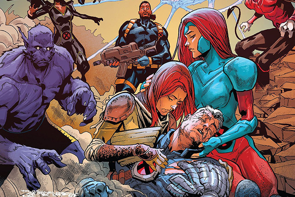 On Melodrama and Family Ties in Marvel s  X-Men: The Exterminated #1