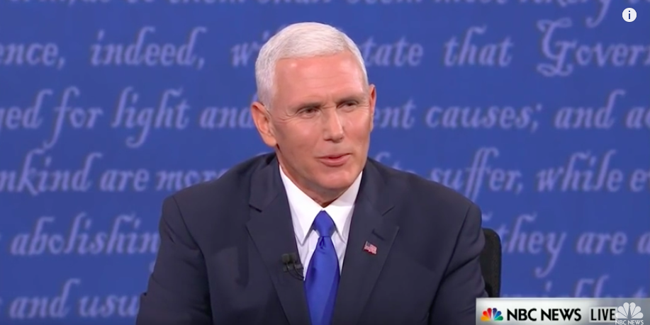Is VP Mike Pence The White House Walking Dead?