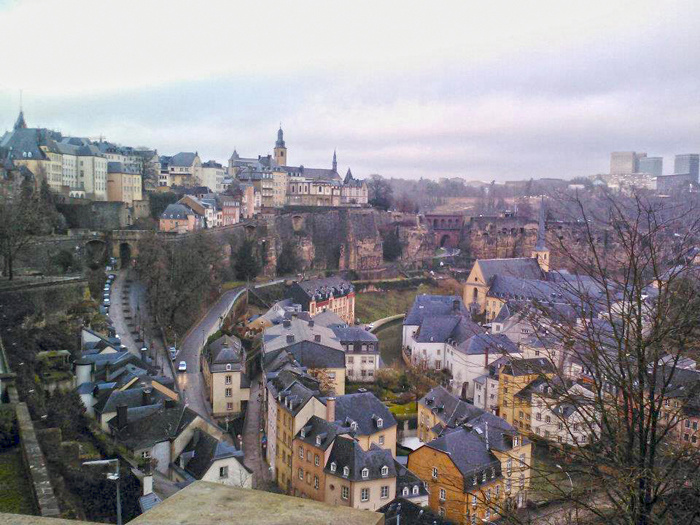 A world first: Luxembourg s public transport to be free for all