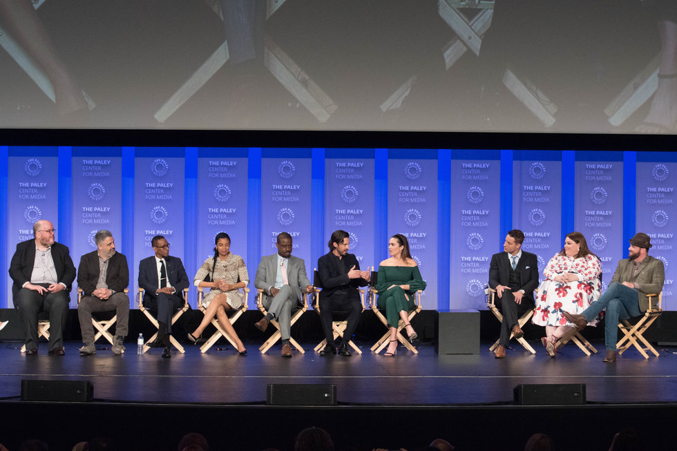 This is Us- the Paley