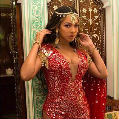 Beyoncé Does Bollywood