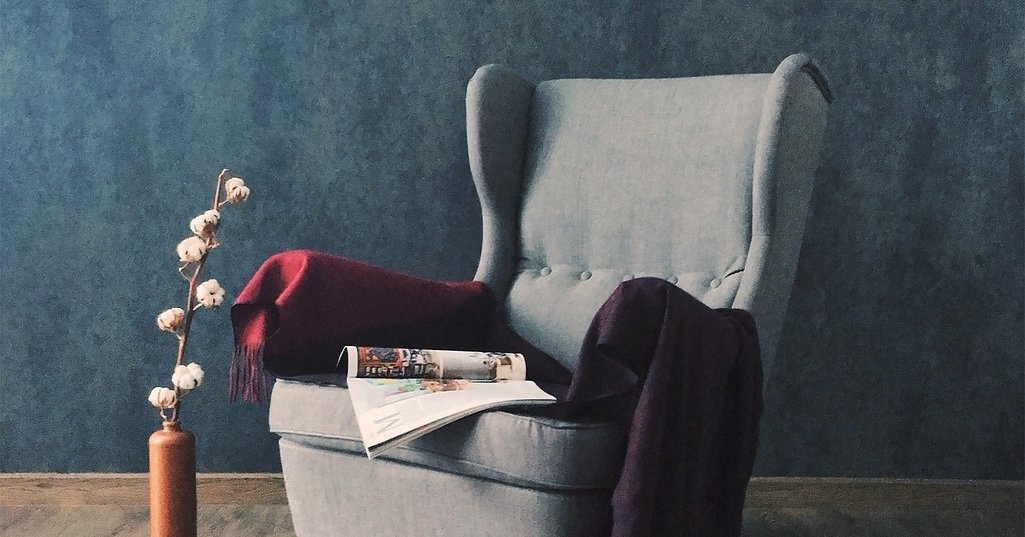 Pixabay - lounge chair