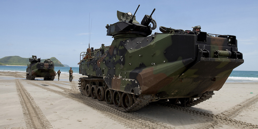 How Marines Are Rethinking The Art Of The Amphibious Assault