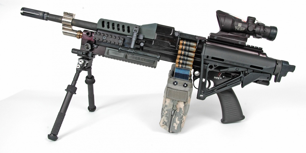 The Army Says Its Next-Generation Assault Rifle Will Pack A Punch