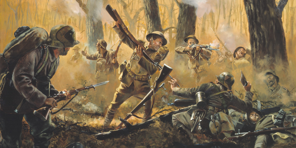 13 Essential Books On The American Expeditionary Forces Of