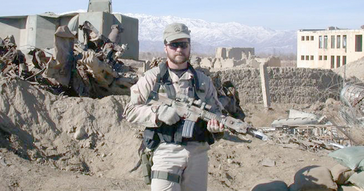 John Chapman Died Alone On A Mountaintop Fighting Al Qaeda