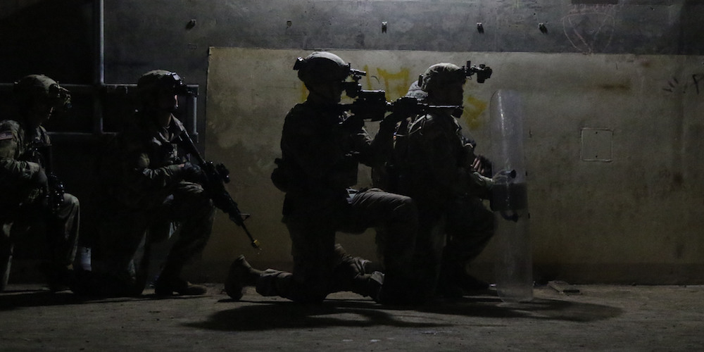 The Army Is Spending Half A Billion To Train Soldiers To