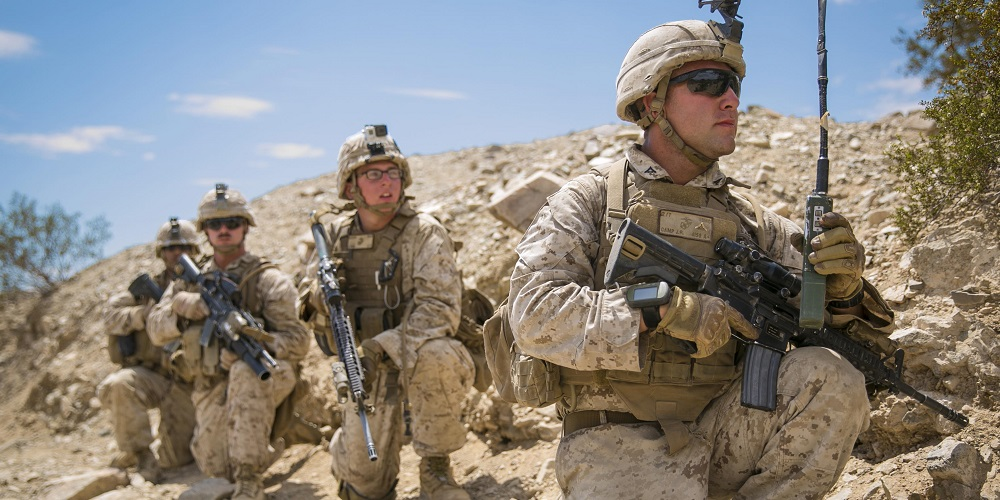 Marines Offering Grunts Up To 70 000 To Become Squad