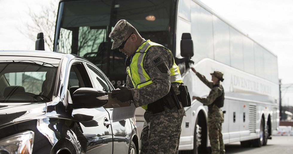 Deploying Soldier's In-Laws Face Deportation For Trying To