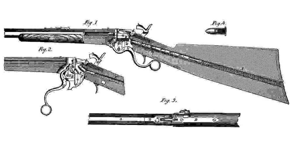 From Spencer Rifles to M-16s: A History Of The Weapons US