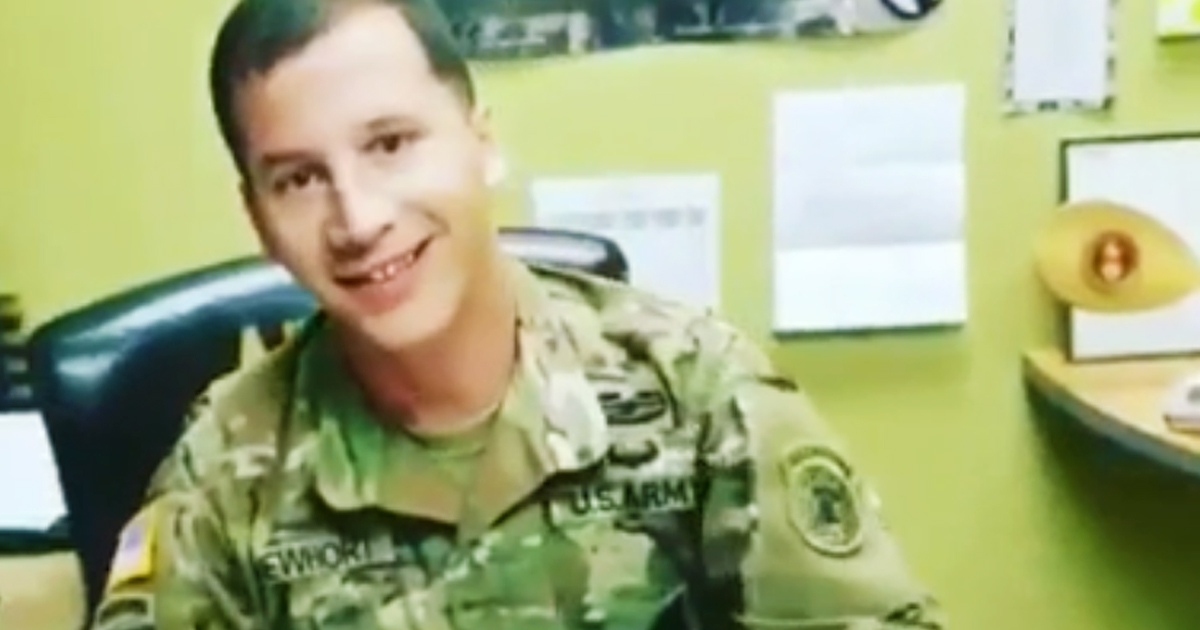 This Army Recruiter Has A Hilarious Game To Help You Pick Which