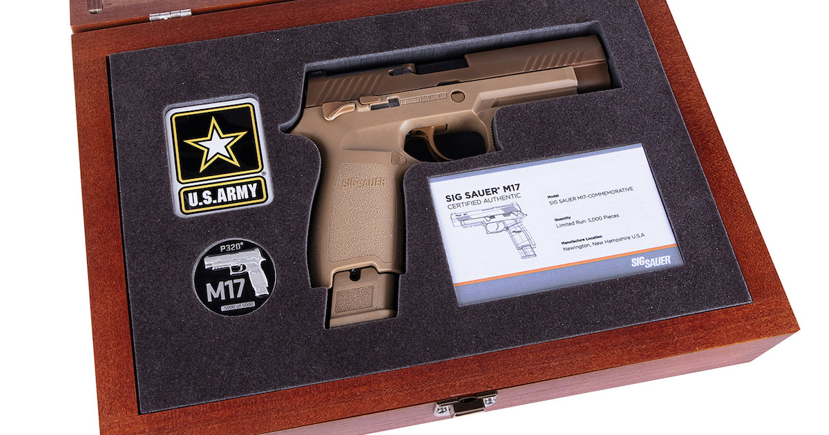 Remember The Army's Hellish Search For A New Sidearm With A