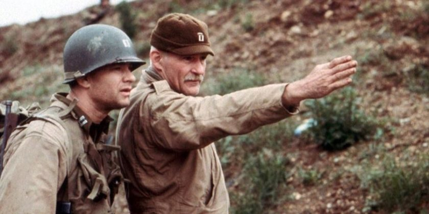 The Omaha Beach Landing In 'Saving Private Ryan' Changed How
