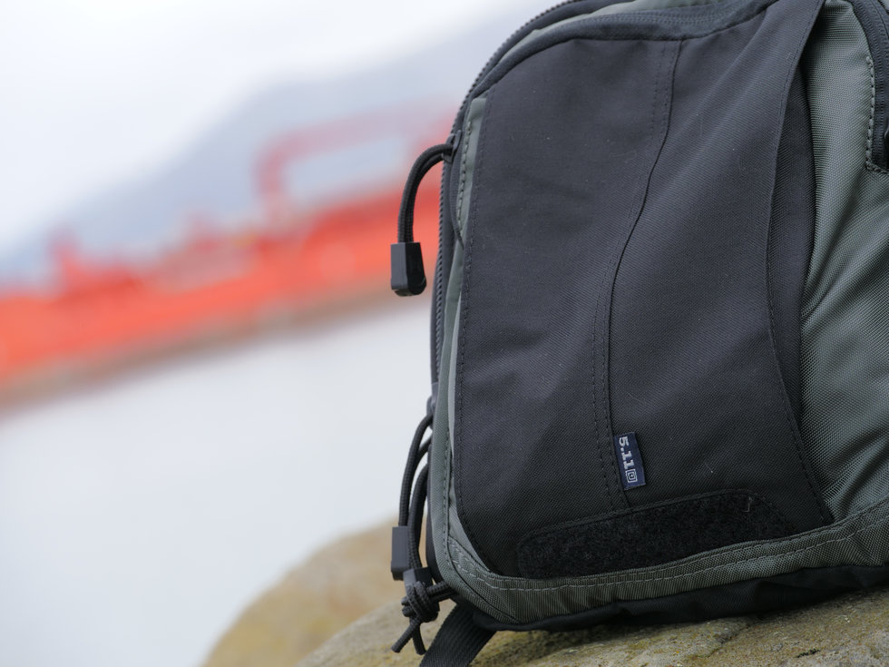 We Took the 5.11 Covrt Zone Assault Pack To Iceland For A Gear ... 8563ffc7222f9