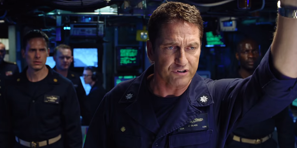 This Upcoming Submarine Action Thriller Has Sailors Saying 'Oorah