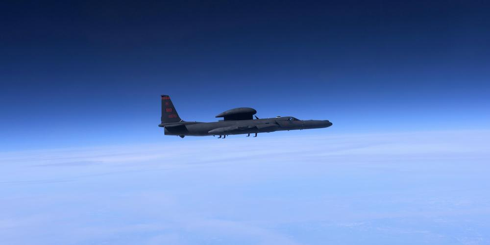 The CIA Had A Top-Secret Manual To Help U-2 Pilots Avoid