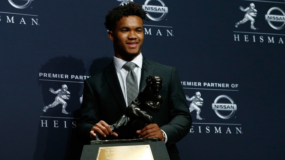 Partner Content - Kyler Murray's Heisman tarnished by hit piece highlighting a tweet — from when he was 14