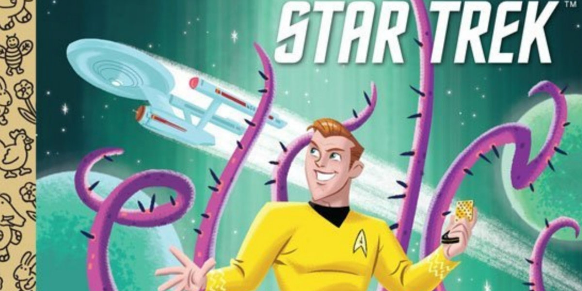 These 'Star Trek' Books For Kids Are The Perfect Gift For The Tiny Trekkie In Your Life ❤️????