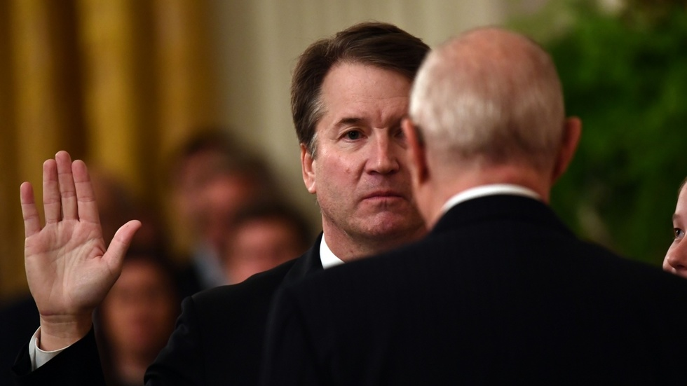Partner Content - So much for Kavanaugh being the end of the world for women's health