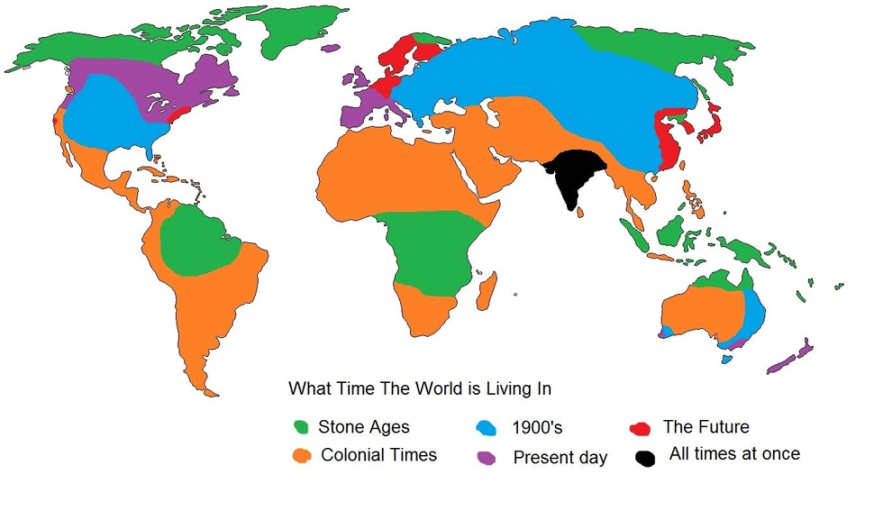 Ages of the world.