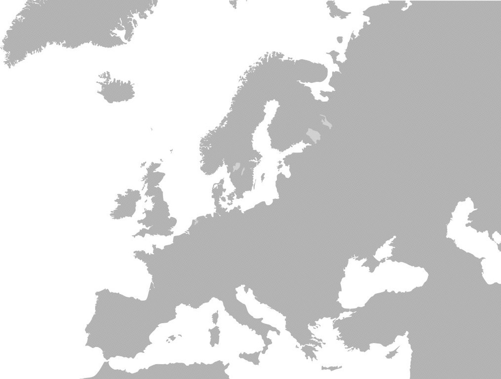 Roman Air Force map.