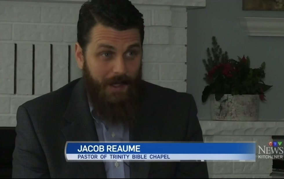 Pastor's microphone cut off by city staff as he reads Christmas story from Bible: 'This is intentional'