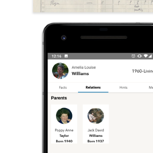 trace your family tree online genealogy ancestry from findmypast