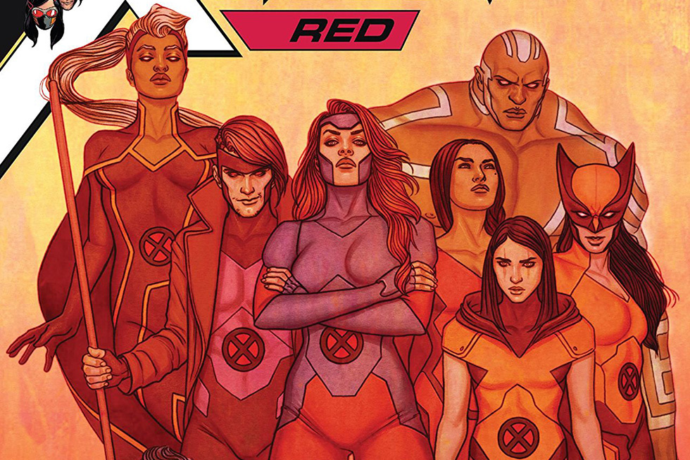 Jean Grey Exercises the Power of Emotional Intelligence in  X-men Red #11