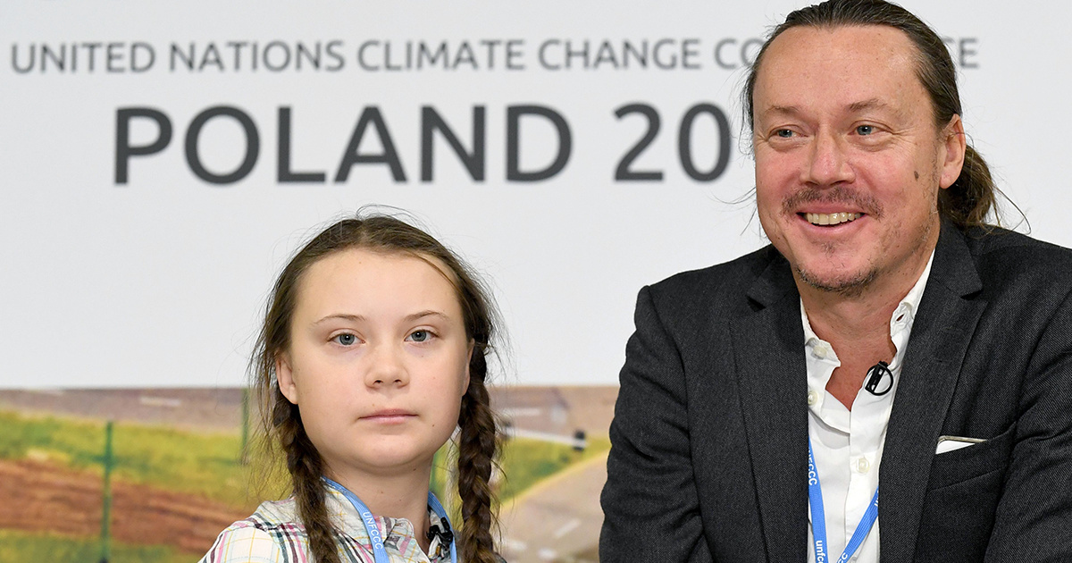 We Need to Act Now : 15-Year-Old Greta Thunberg Calls for Global Climate