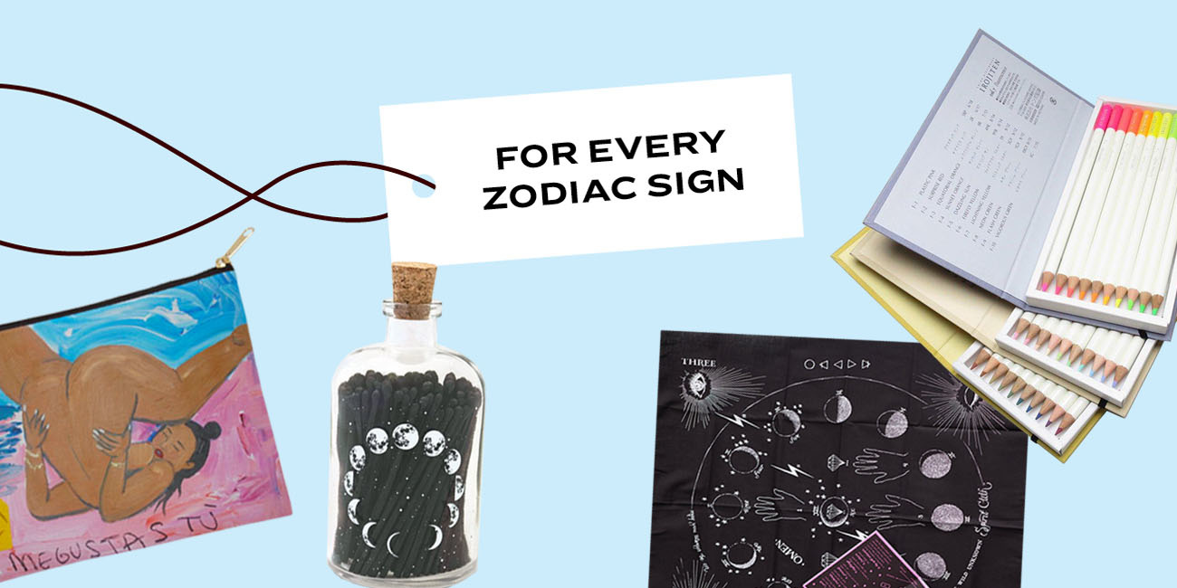 The Best Gifts For Every Zodiac Sign - NYLON