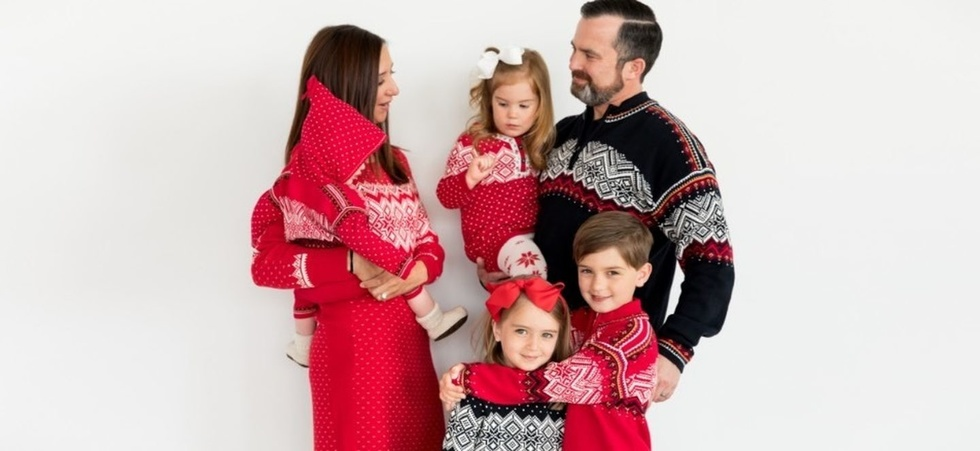 Oh Sno Happy Christmas Collection, Hanna Andersson, $68 - $92 - Matching Christmas Clothes: 7 Cute Ideas For Coordinating With Your