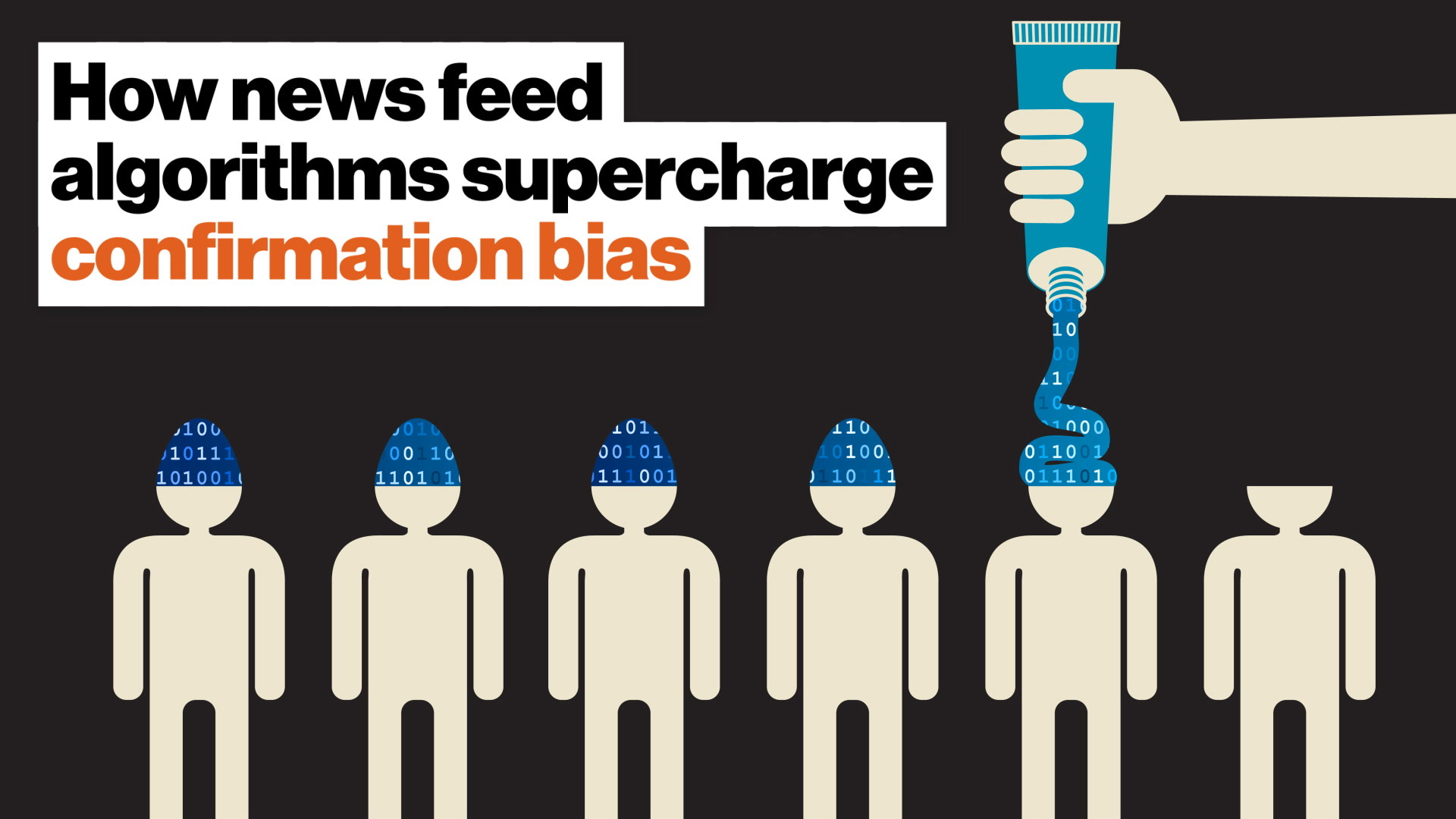 Algorithmic catastrophe: How news feeds reprogram your mind and habits