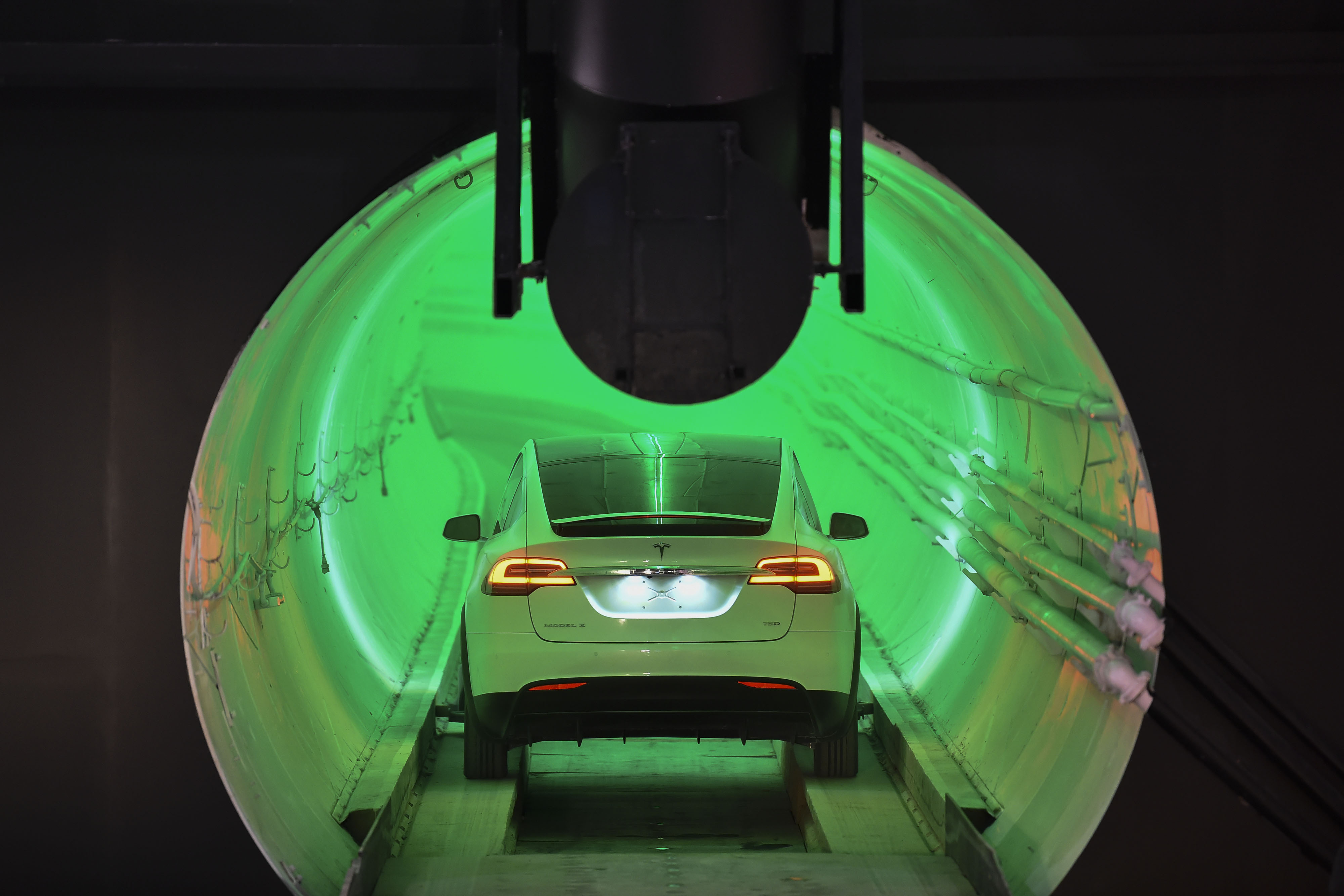 Elon Musk's Boring Co. unveiled its prototype tunnel. Here are the first reviews.