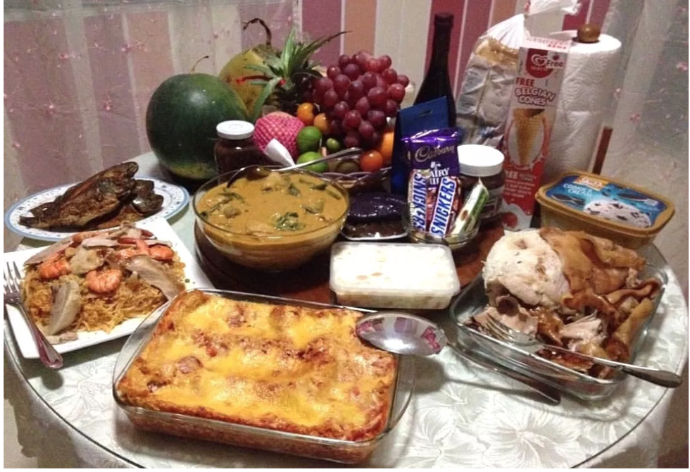 21 Ways You Know You Re At A Filipino Christmas Party