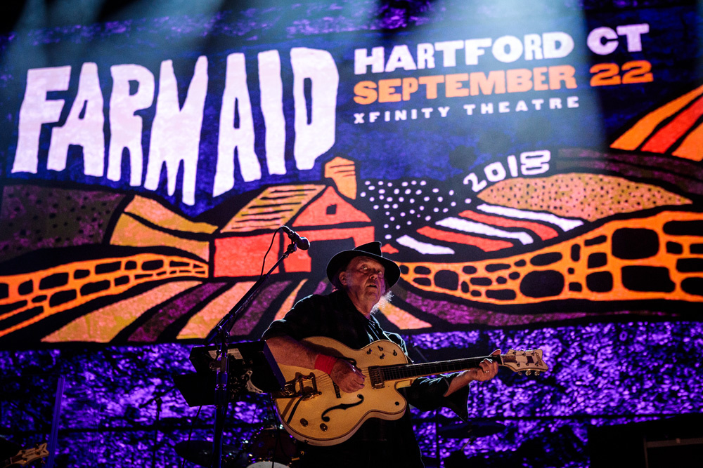 Farm Aid Reminds One to Think Globally, Act Locally