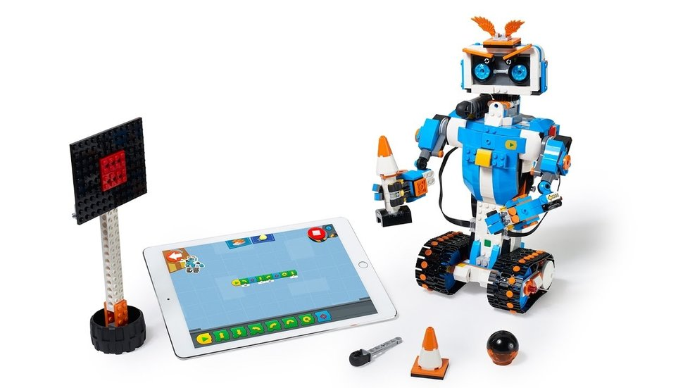 Picture of Lego Boost robot