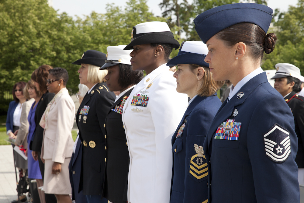 Cautionary Lessons On Leading As A Woman In The Military - Task
