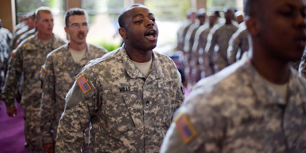 When Is The Right Time To Merge The Army National Guard And