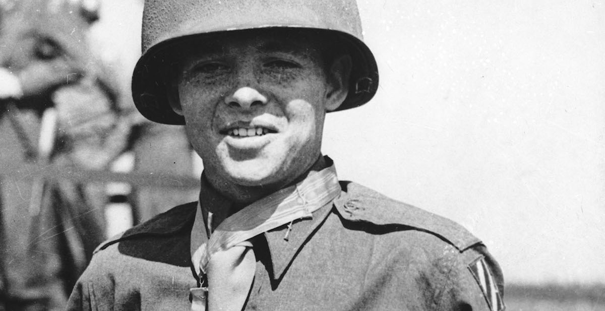 How Hollywood Turned Audie Murphy Into A Movie Star After World War